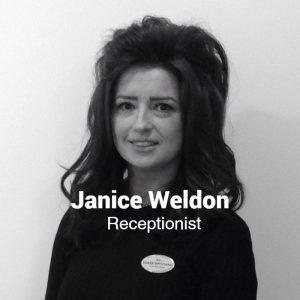 Janice Weldon, Receptionist, Egans Opticians