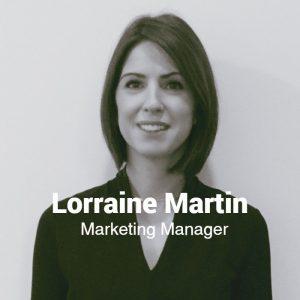 Lorraine Martin, Marketing Manager, Egans Opticians