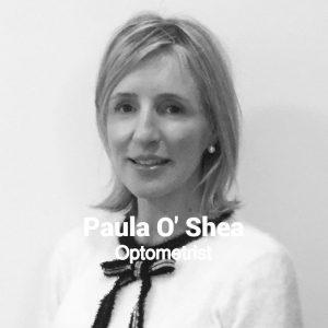 Paula O'Shea - Optometrist, Egans Opticians