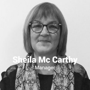 Sheila McCarthy, Manager, Egans Opticians
