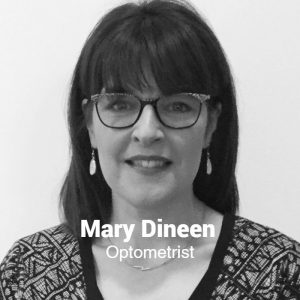 Mary Dineen - Optometrist, Egans Opticians